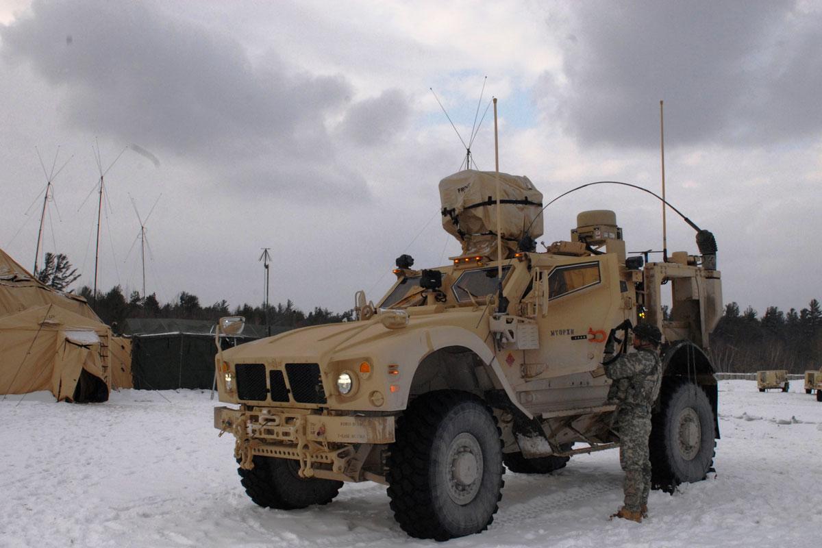 M-ATV | Military.com