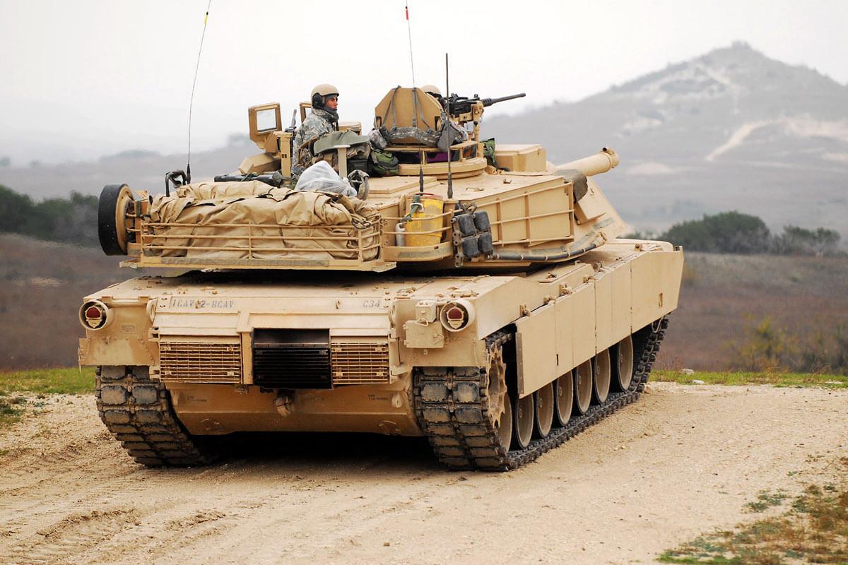 M1A2 Abrams Main Battle Tank | Military.com