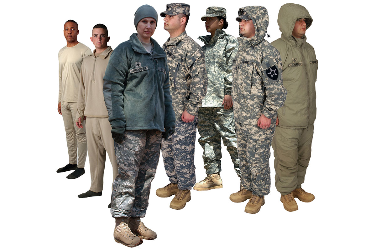Extended Climate Warfighter Clothing System | Military.com