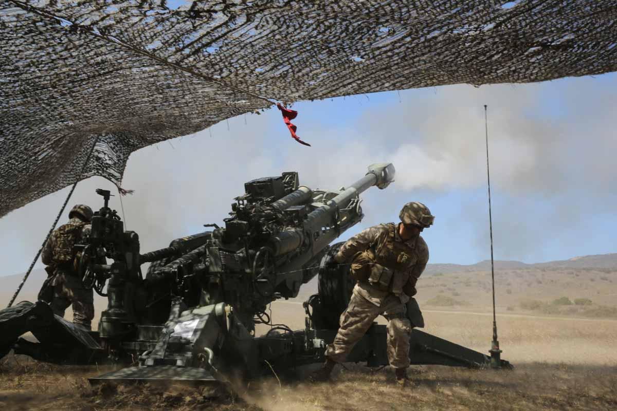 M777 Howitzer Military Com