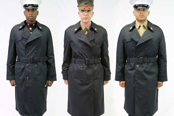 Marine Corps Seeks Input On Black All Weather Coat