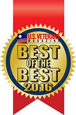 U.S. Veterans Magazine Best of the Best 2016