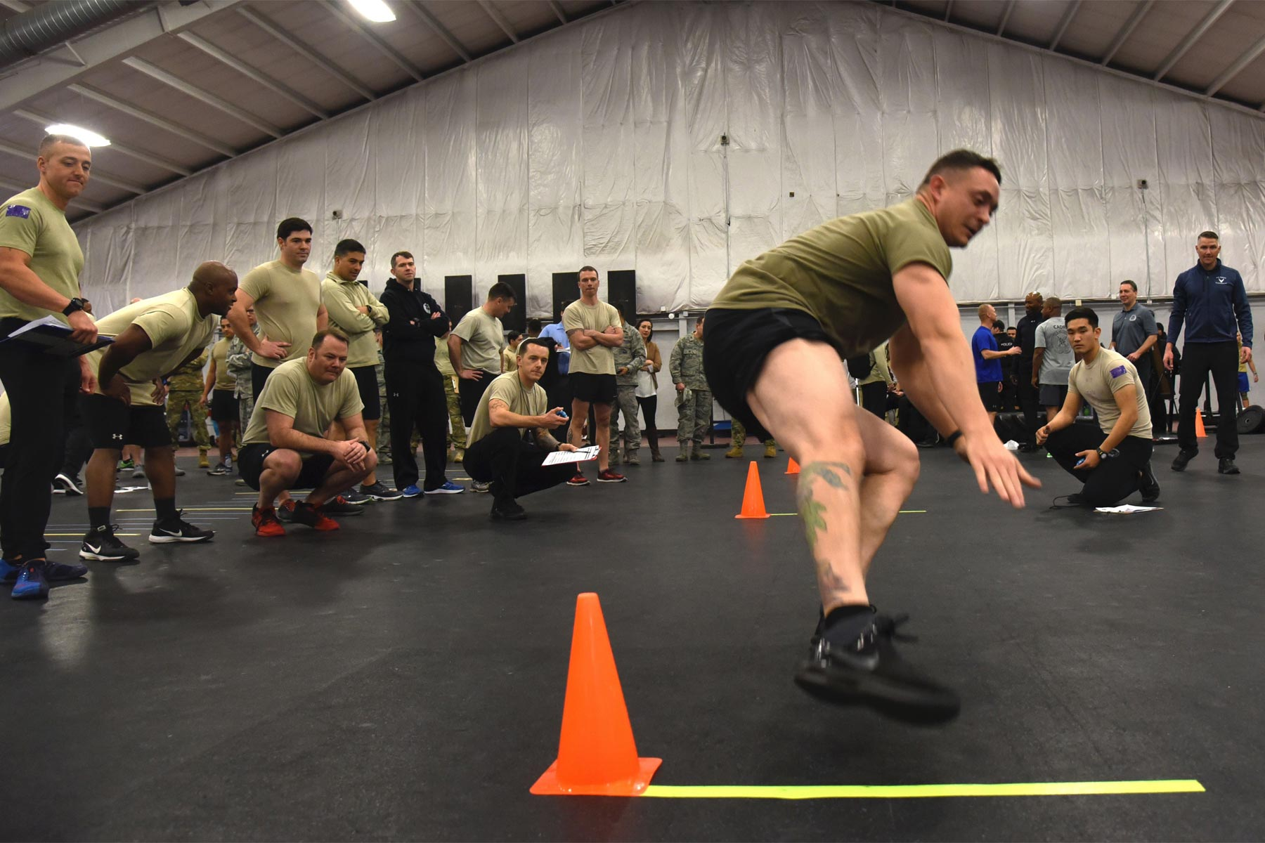 air force to roll out pt test for specific career fields