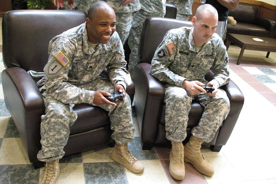 Army Using Xbox Ps4 Technology To Build New Virtual
