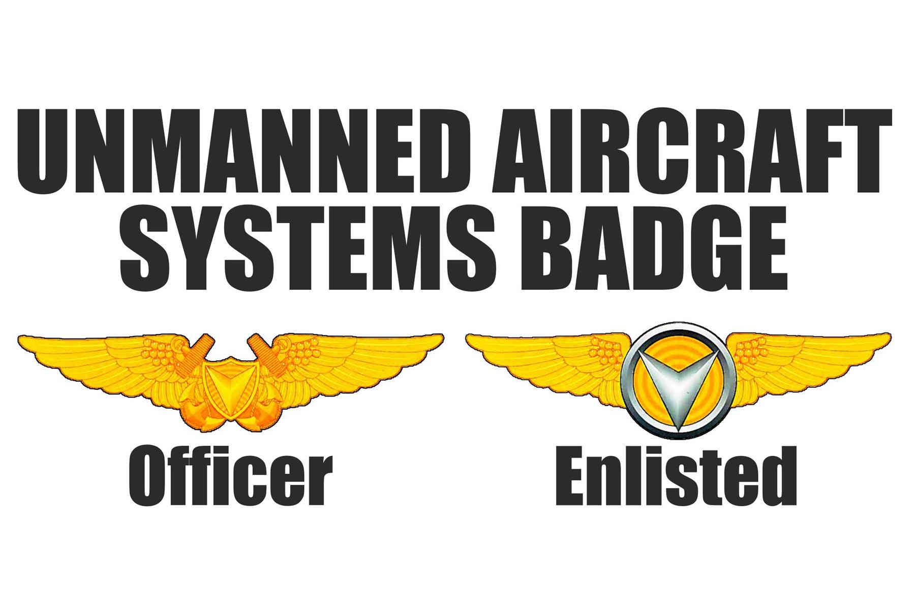 Marines Unveil New Drone Operator Badge Design Military Com