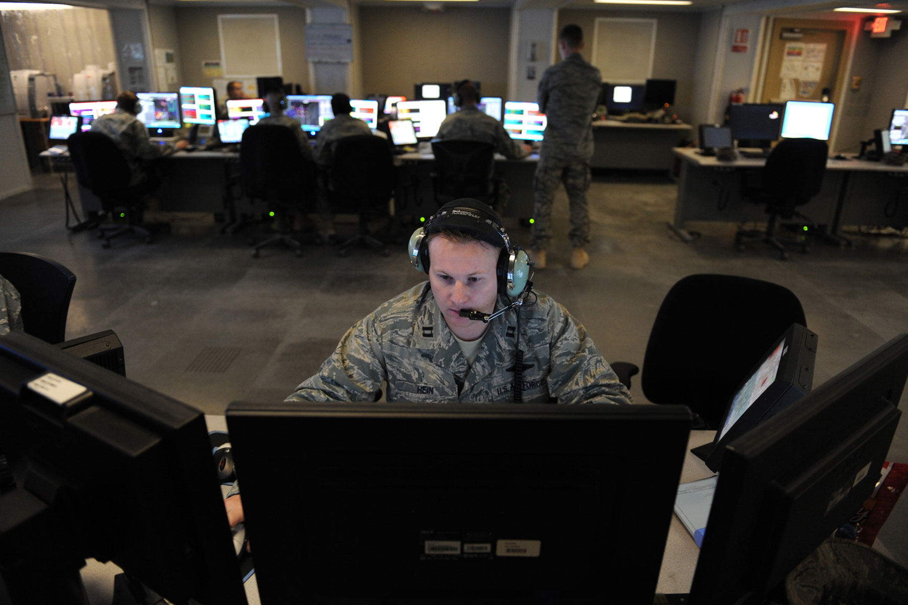 Air Force's New Battle Management System Will Be Based at Robins