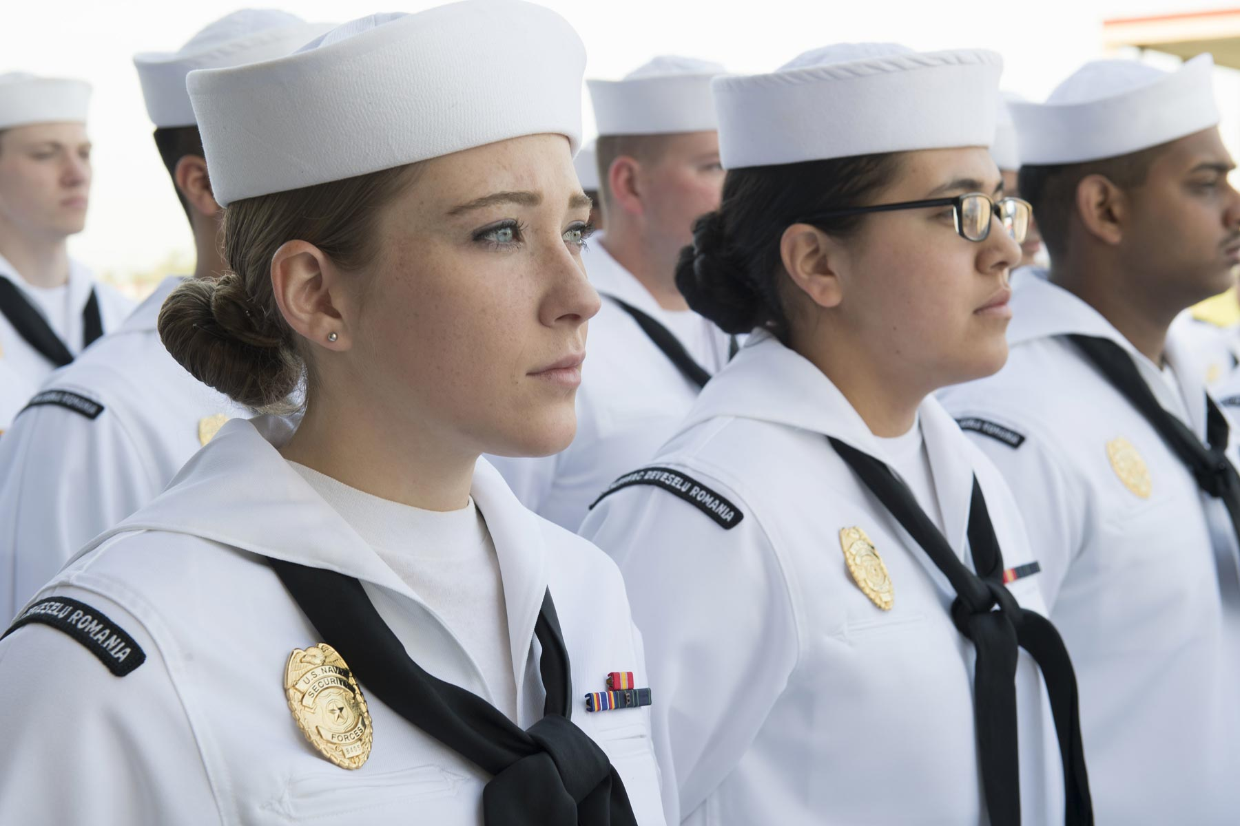 Navy OKs Ponytails, Locks And Other Hairstyles For Female