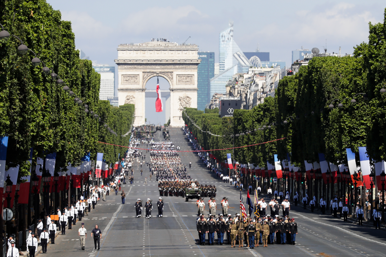 Trump Cancels Big Military Parade, Citing Cost