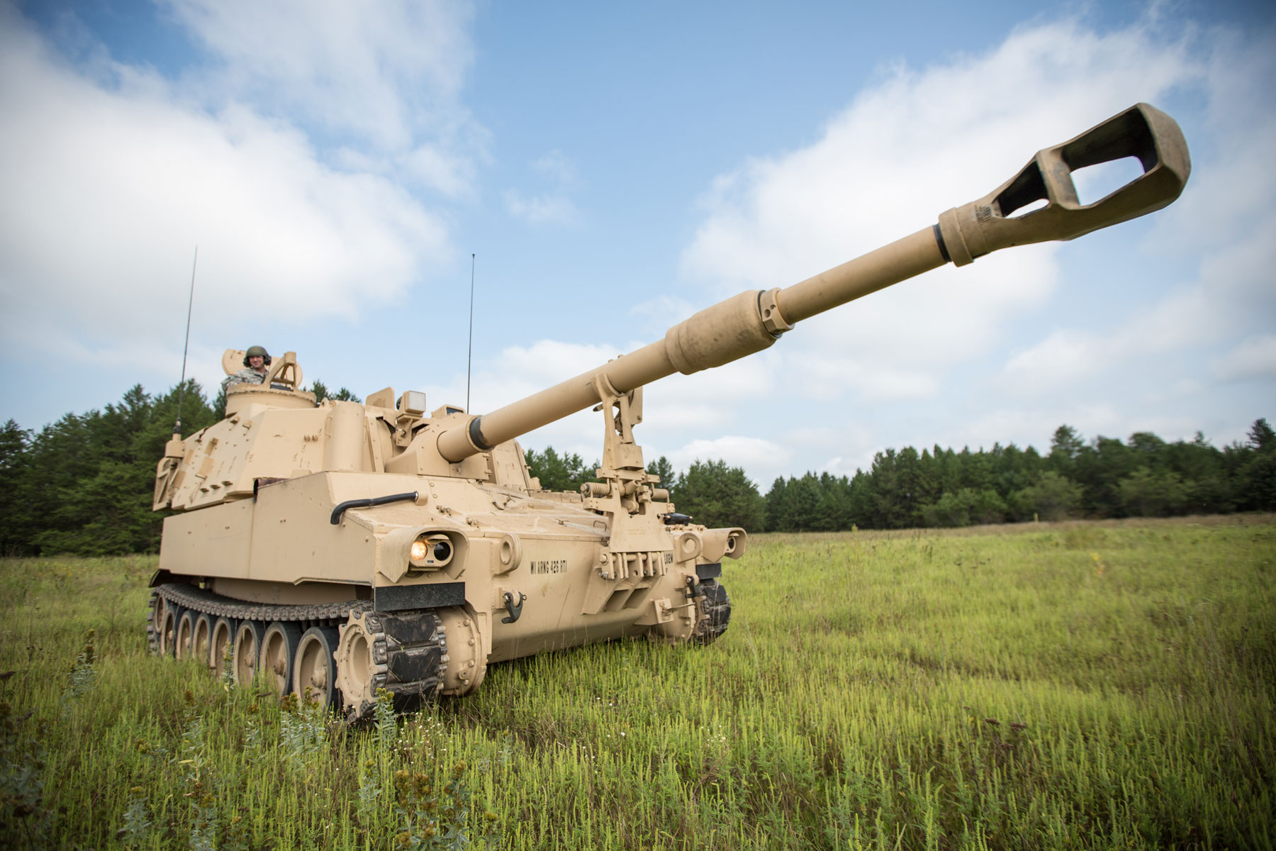 Army Eyeing Strategic Cannon Tech with 1,000-Mile Range