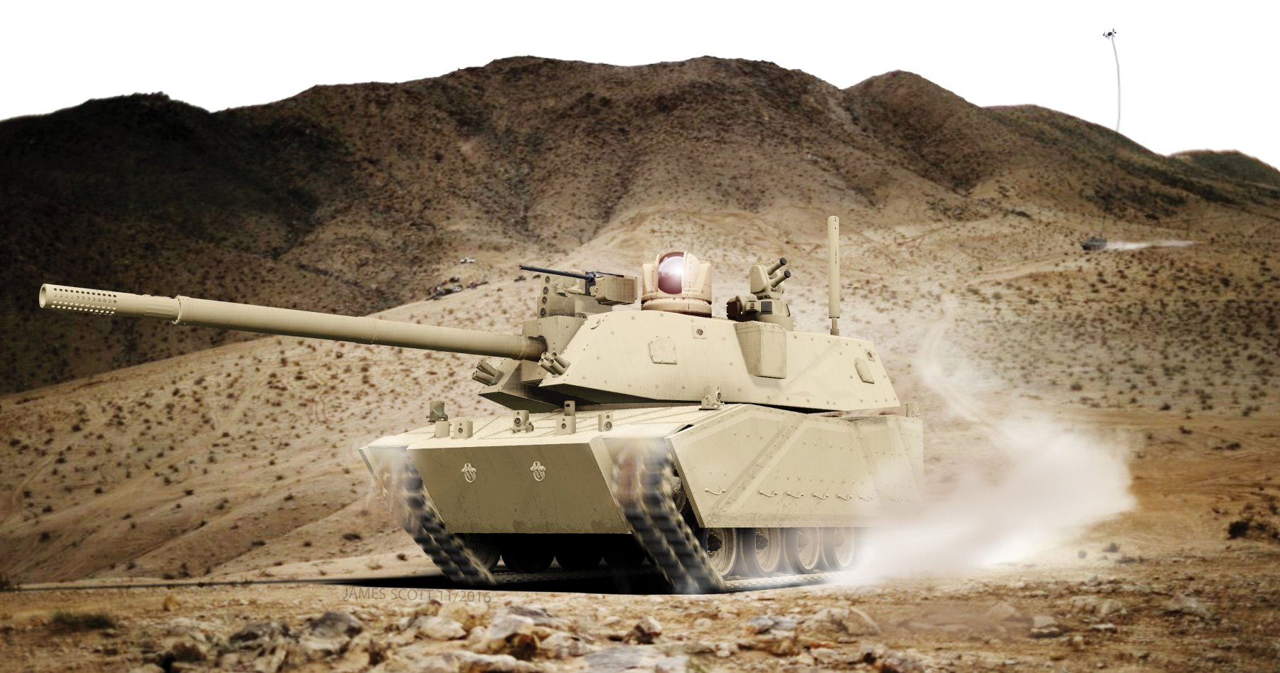 Army Wants Bradley Replacement to Vastly Outgun the Enemy