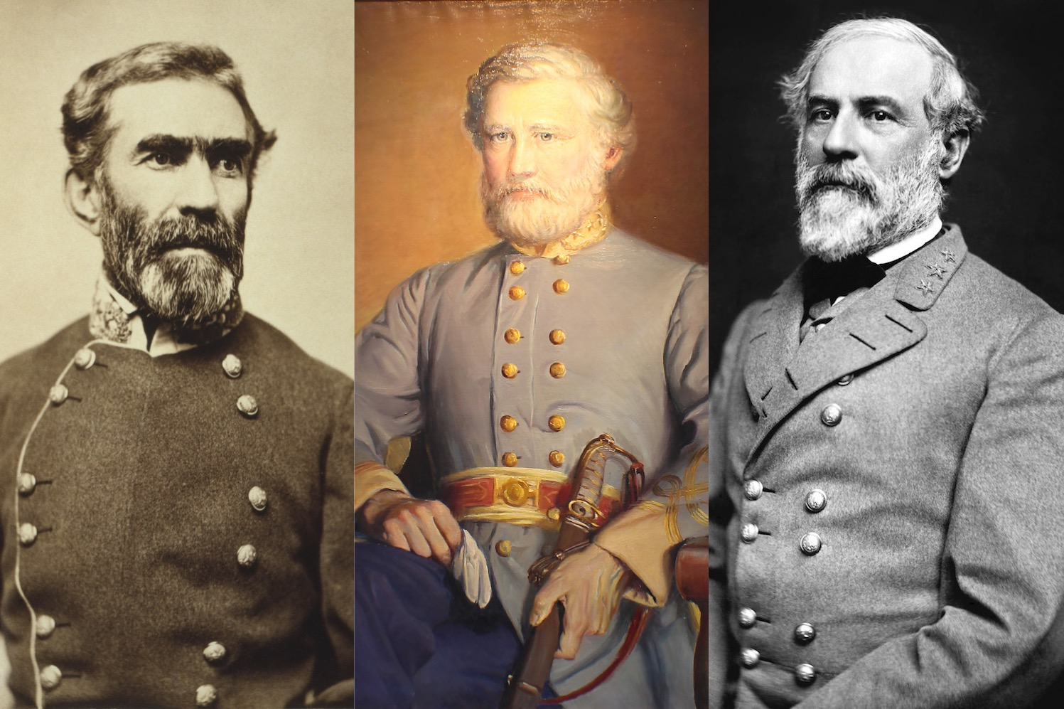 ten army bases named after confederate officers