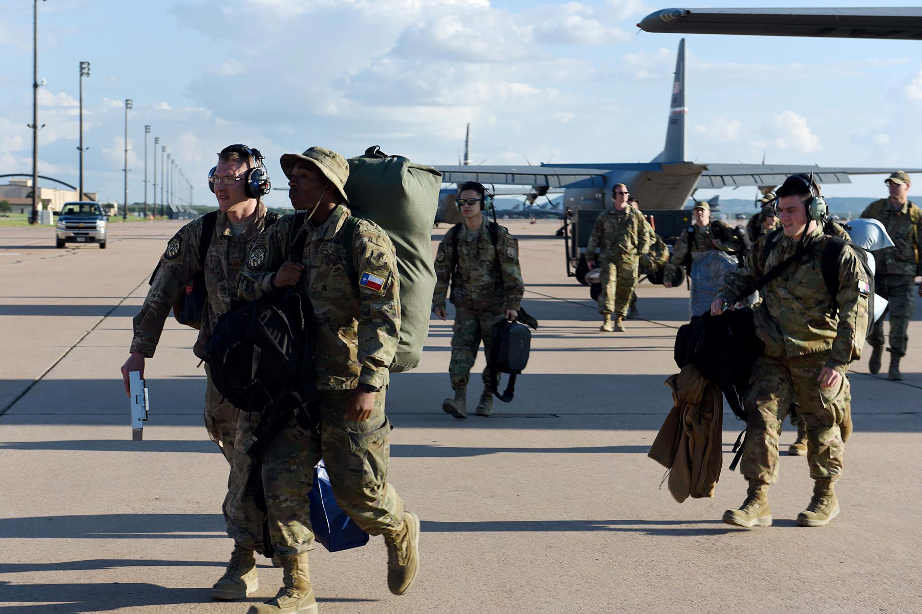 air force releases deploy
