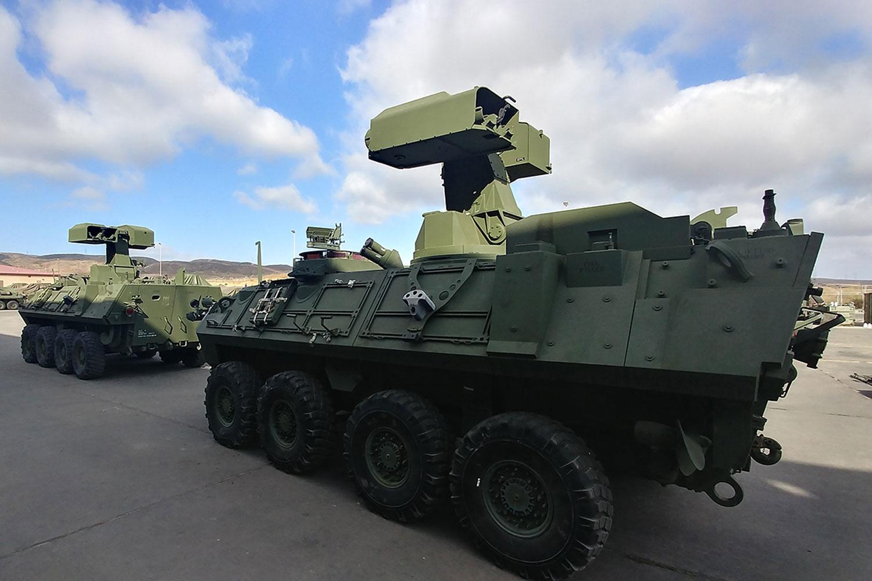 Marine Corps Awards Contract for LAV Fleet Upgrade