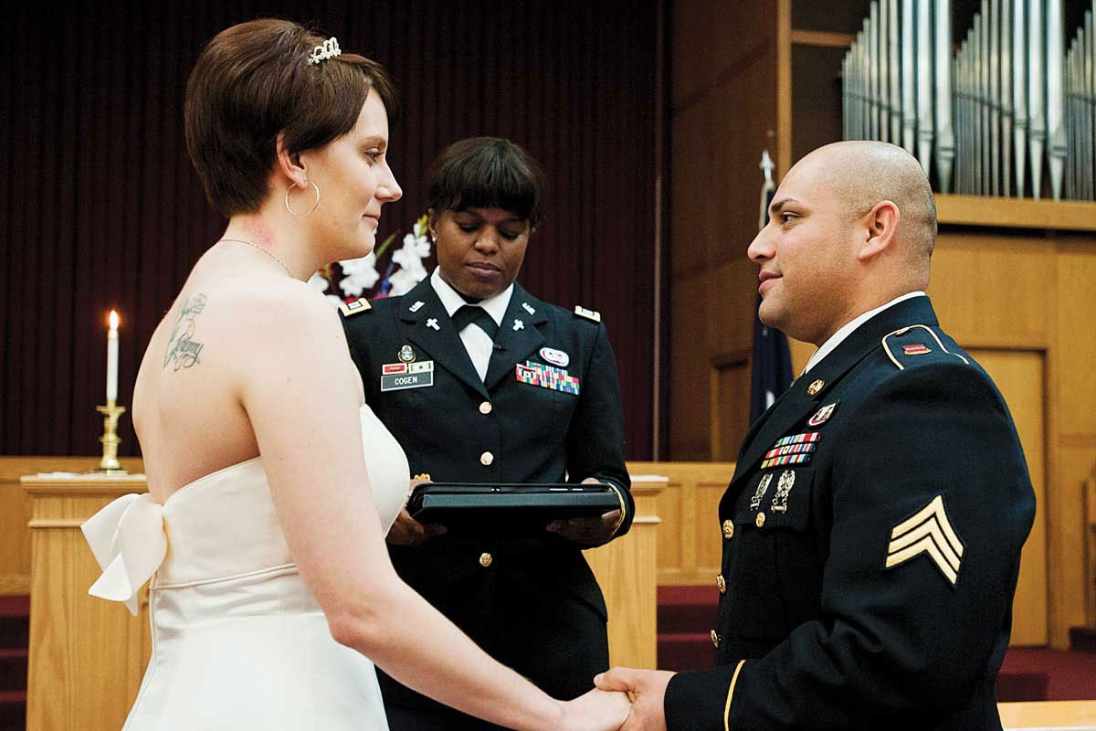 Words of Advice for a New Military Wife