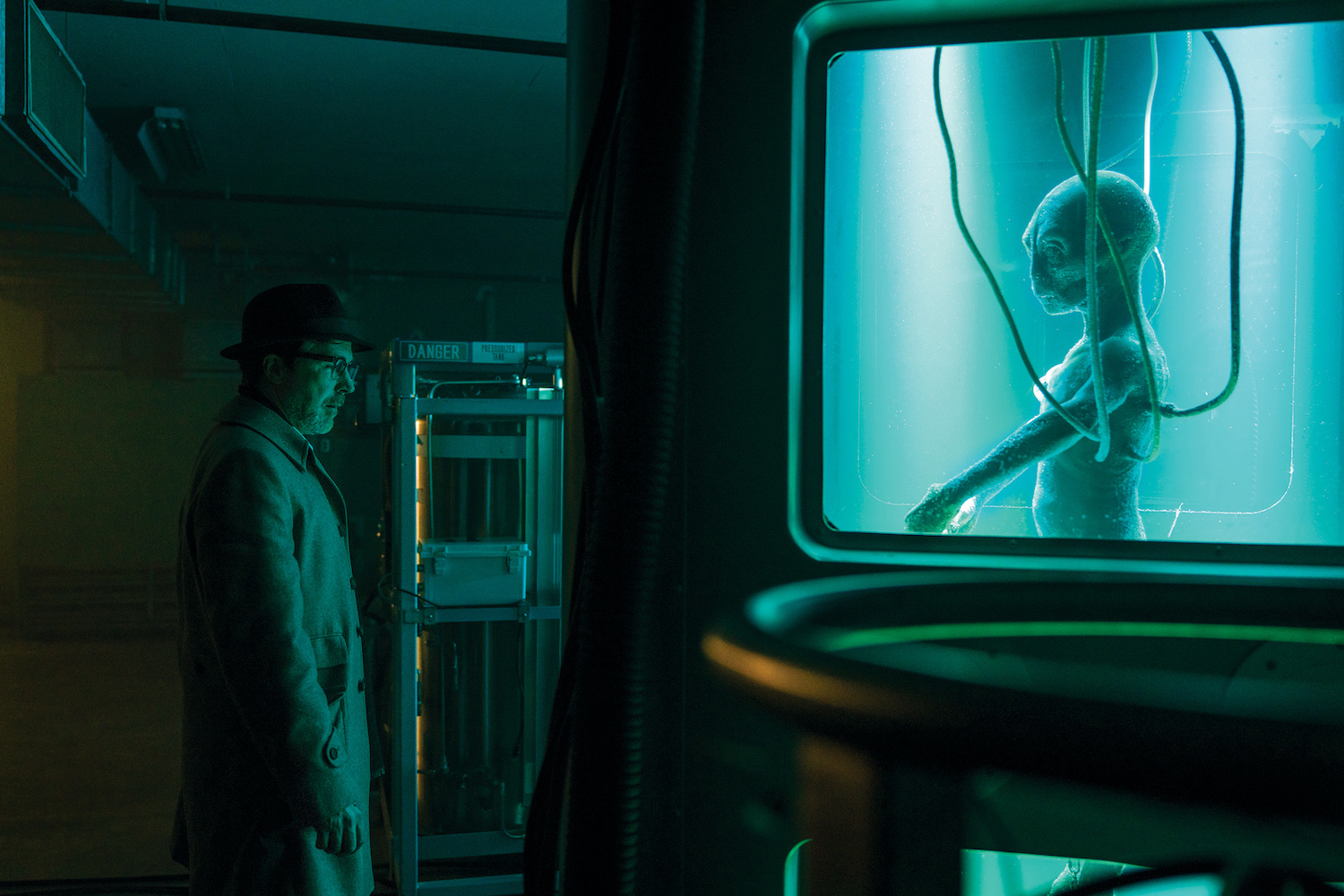 'Project Blue Book,' Where 'X-Files' Meets 'The Americans'