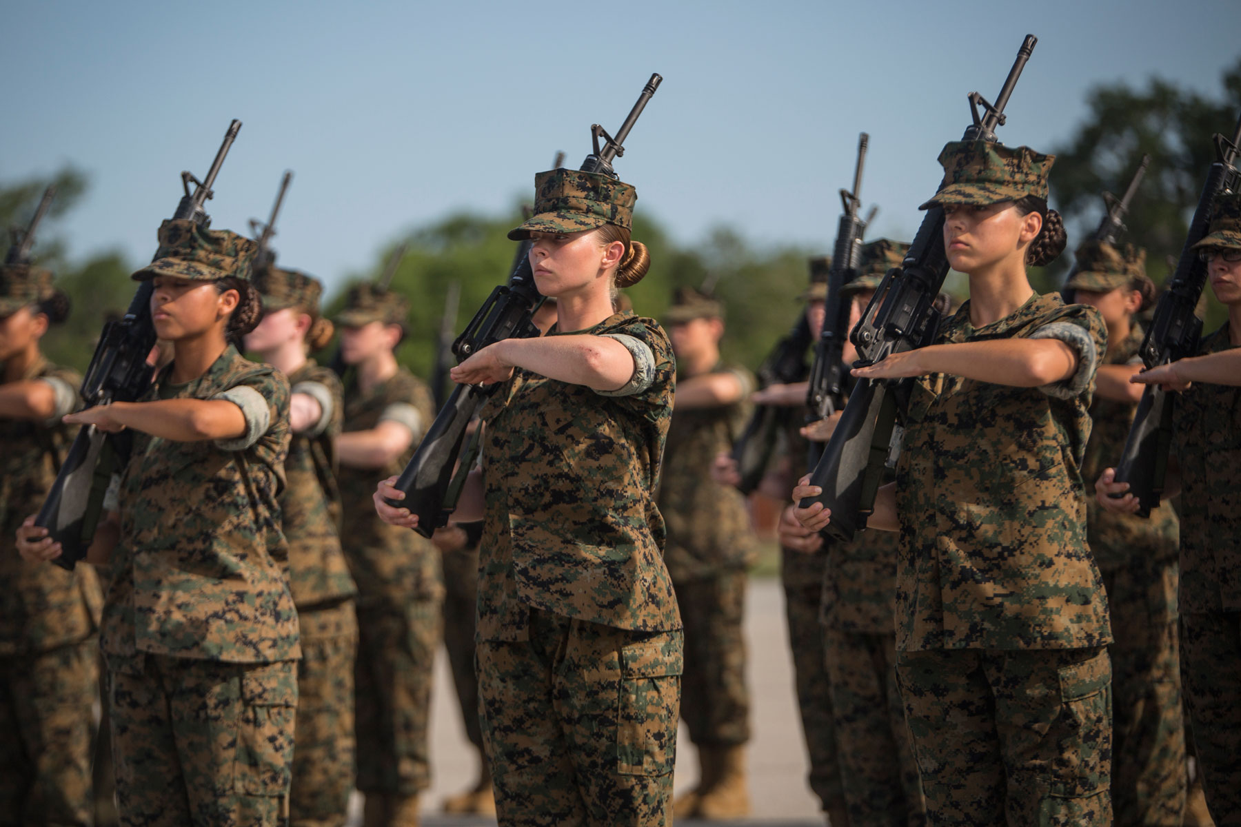 After Court Ruling, Here's What's Next for Women and the Draft | Military .com