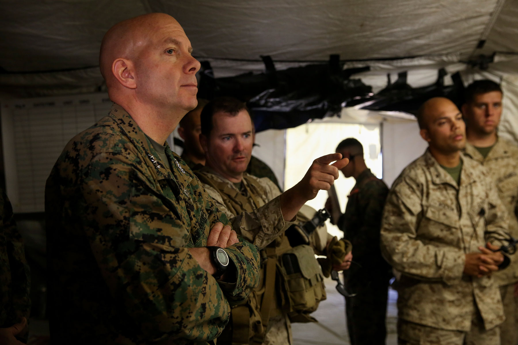 lt  gen  david berger tapped to lead marine corps