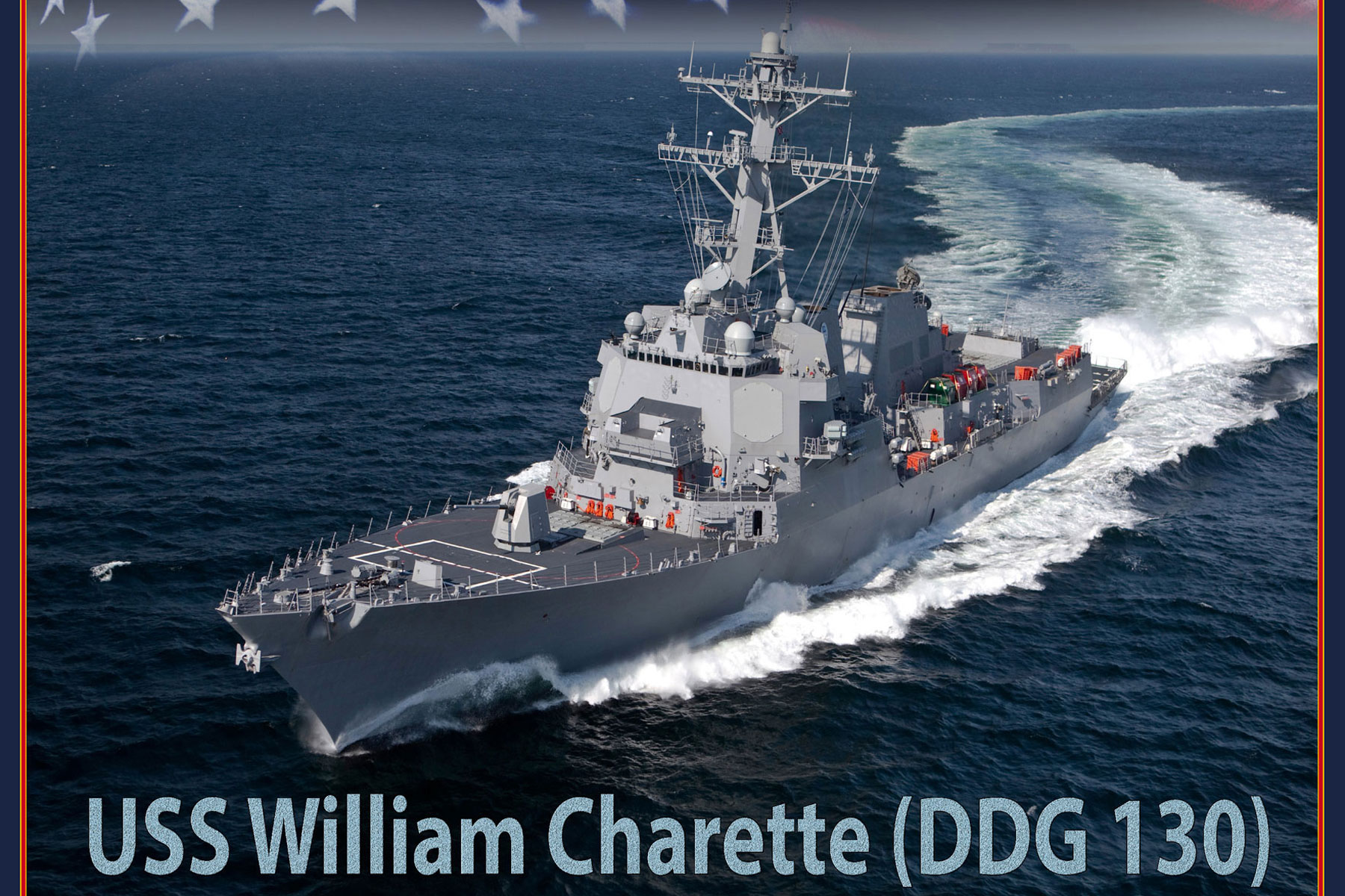 New Navy Destroyer To Be Named After Medal of Honor Recipient