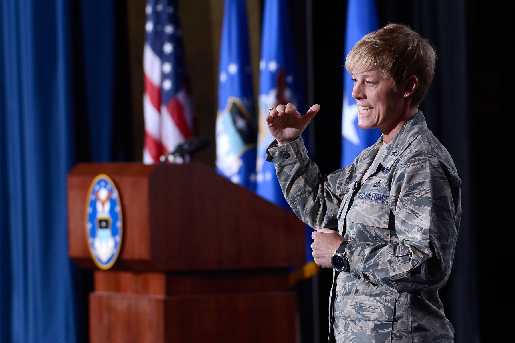 Fired Air Force Academy Commandant Plans to File Complaint