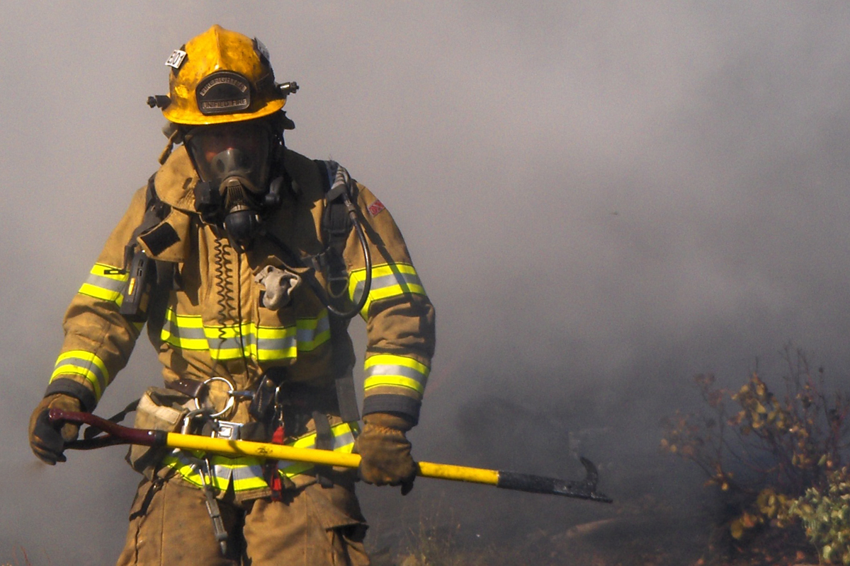How to Train to Join the Military, Police or Firefighter ...