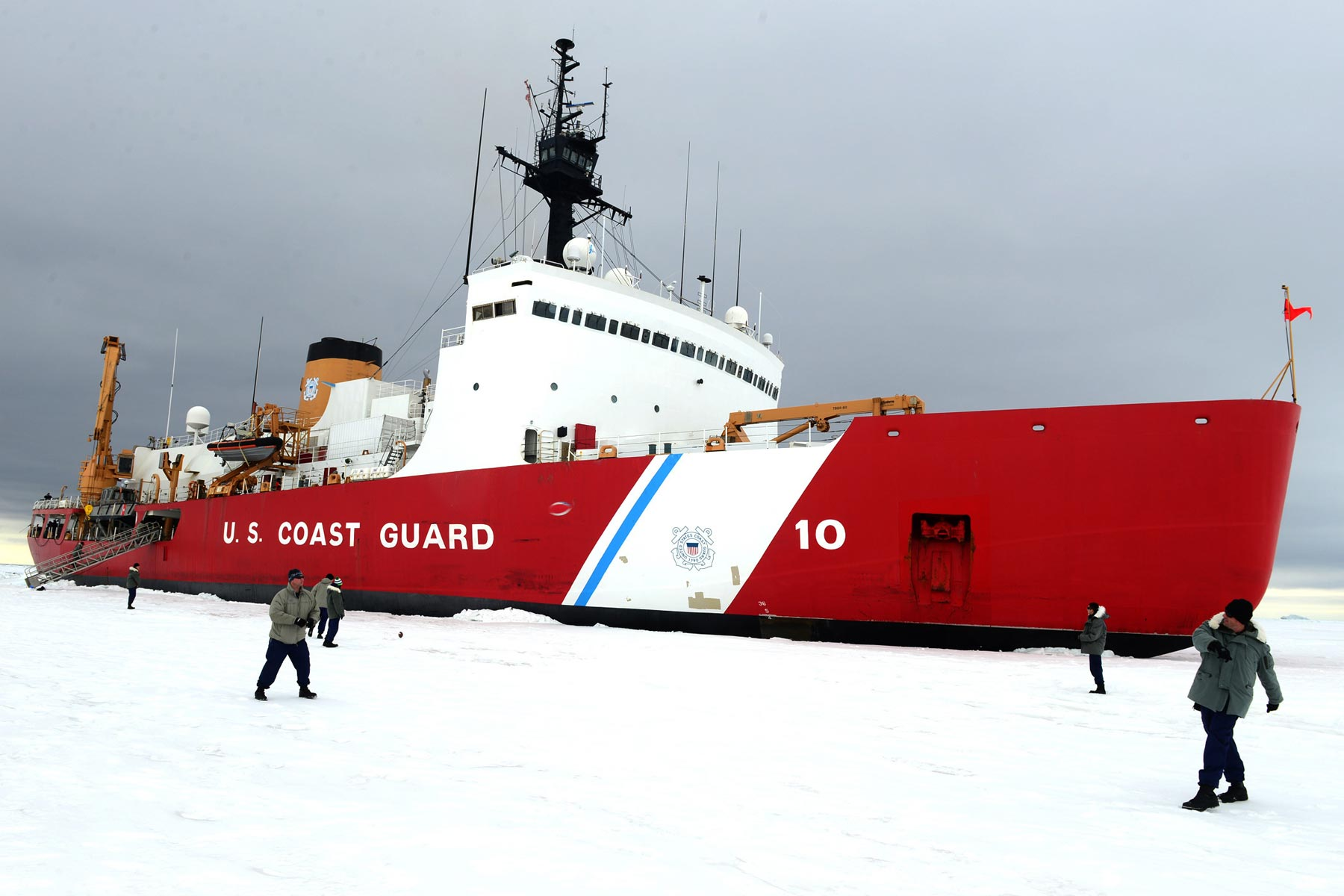 Coast Guard Budget Proposal Dead On Arrival In Congress