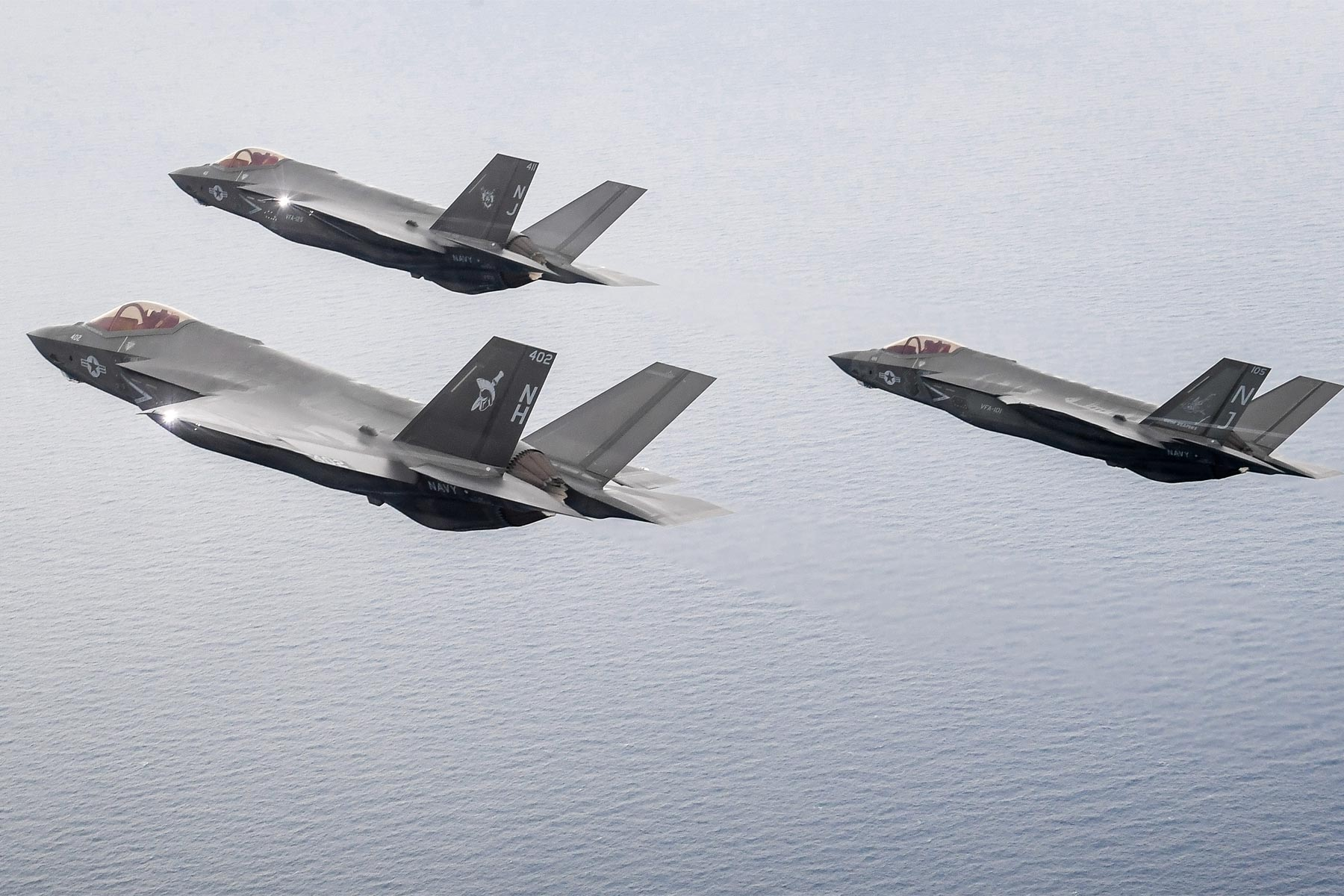 Eglin AFB F-35s Hit Their Highest Mission-Capable Rate