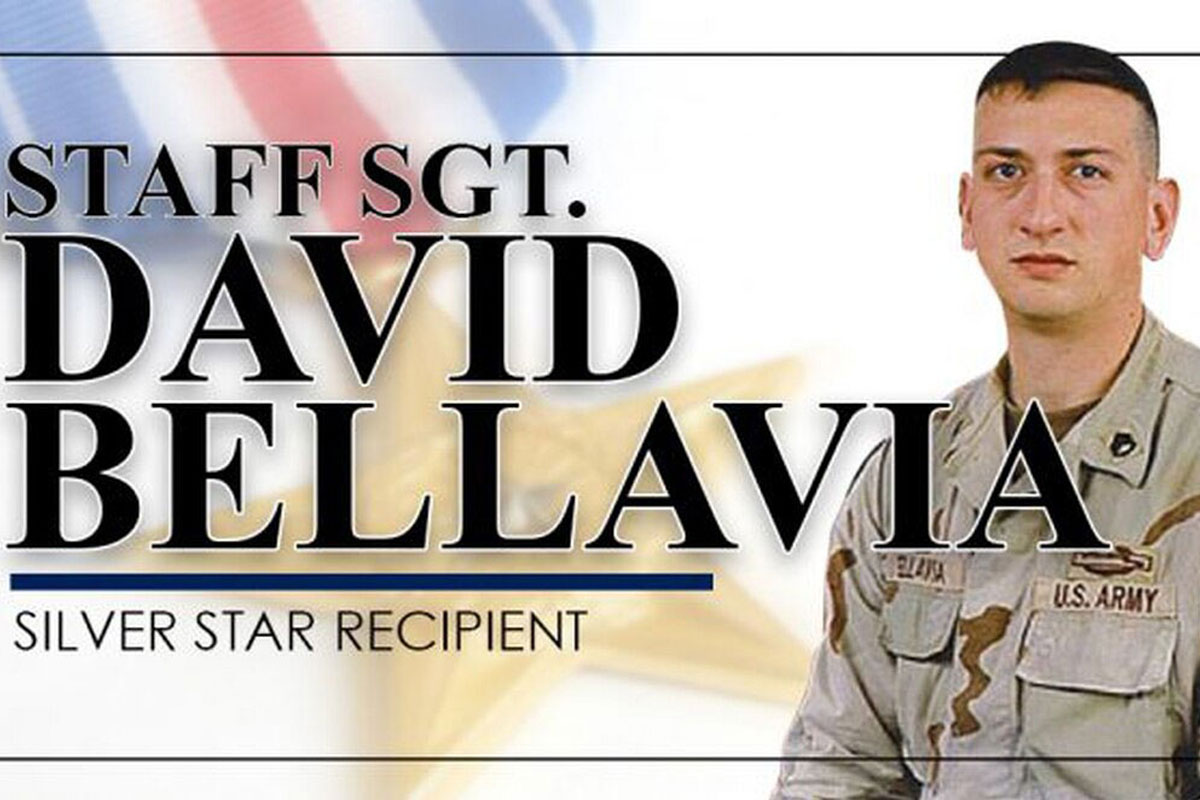 U.S.Military • Medal of Honor Winner • Staff Sergeant David Bellavia • Speaks about Army Values