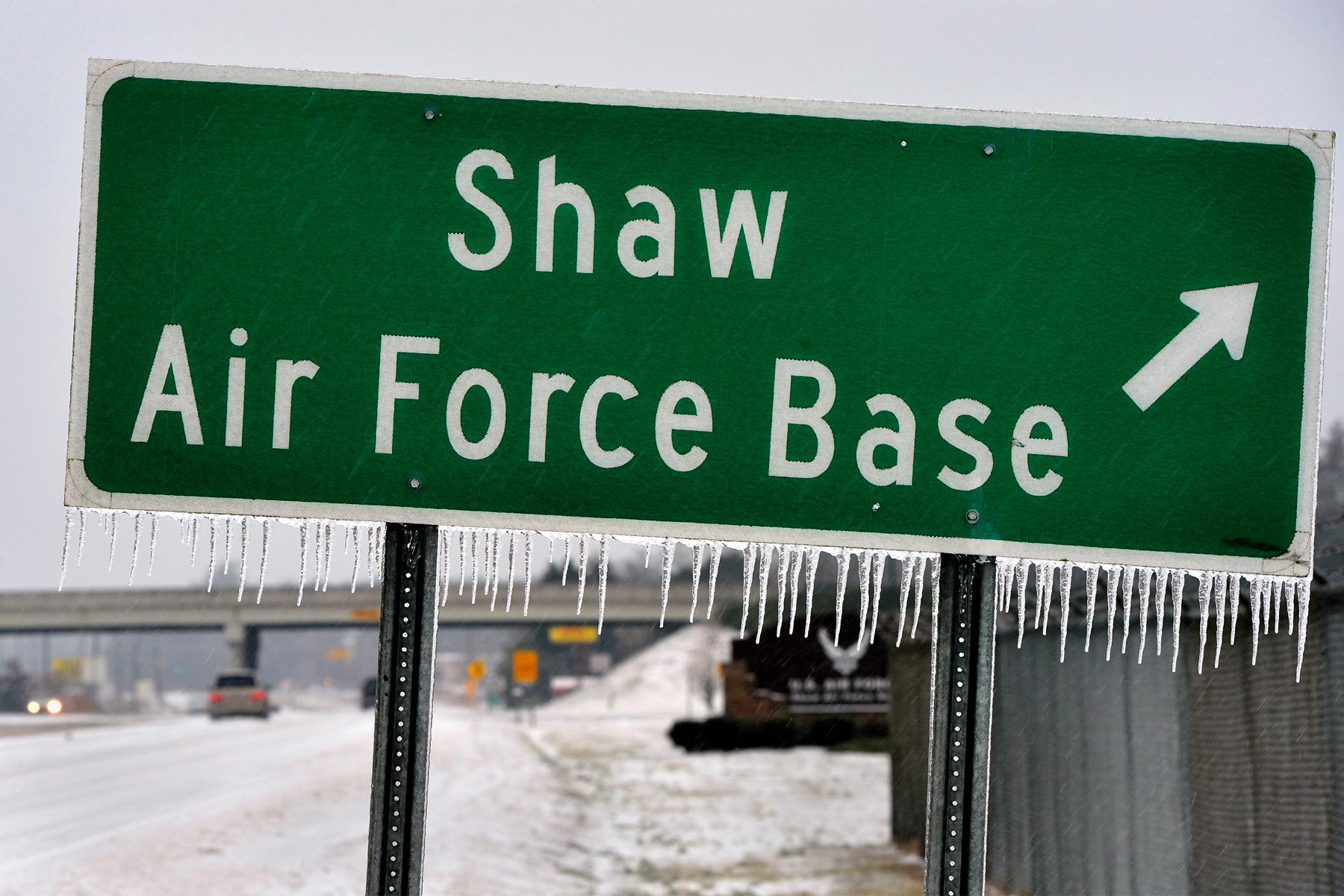 Fifth Airman Death Since May at Shaw AFB is Third by Suicide, Coroner Says