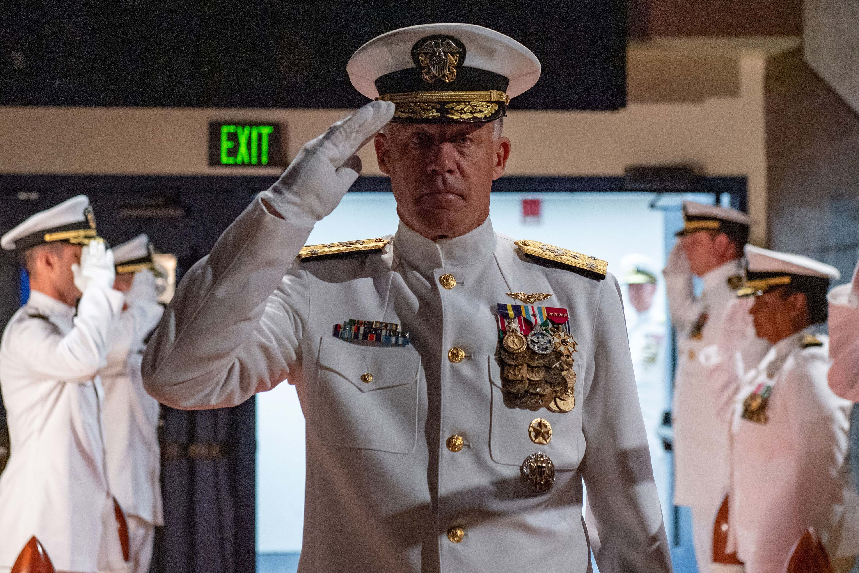 New Superintendent: Naval Academy Must Address Sea Level Rise, Sex Assault Challenges
