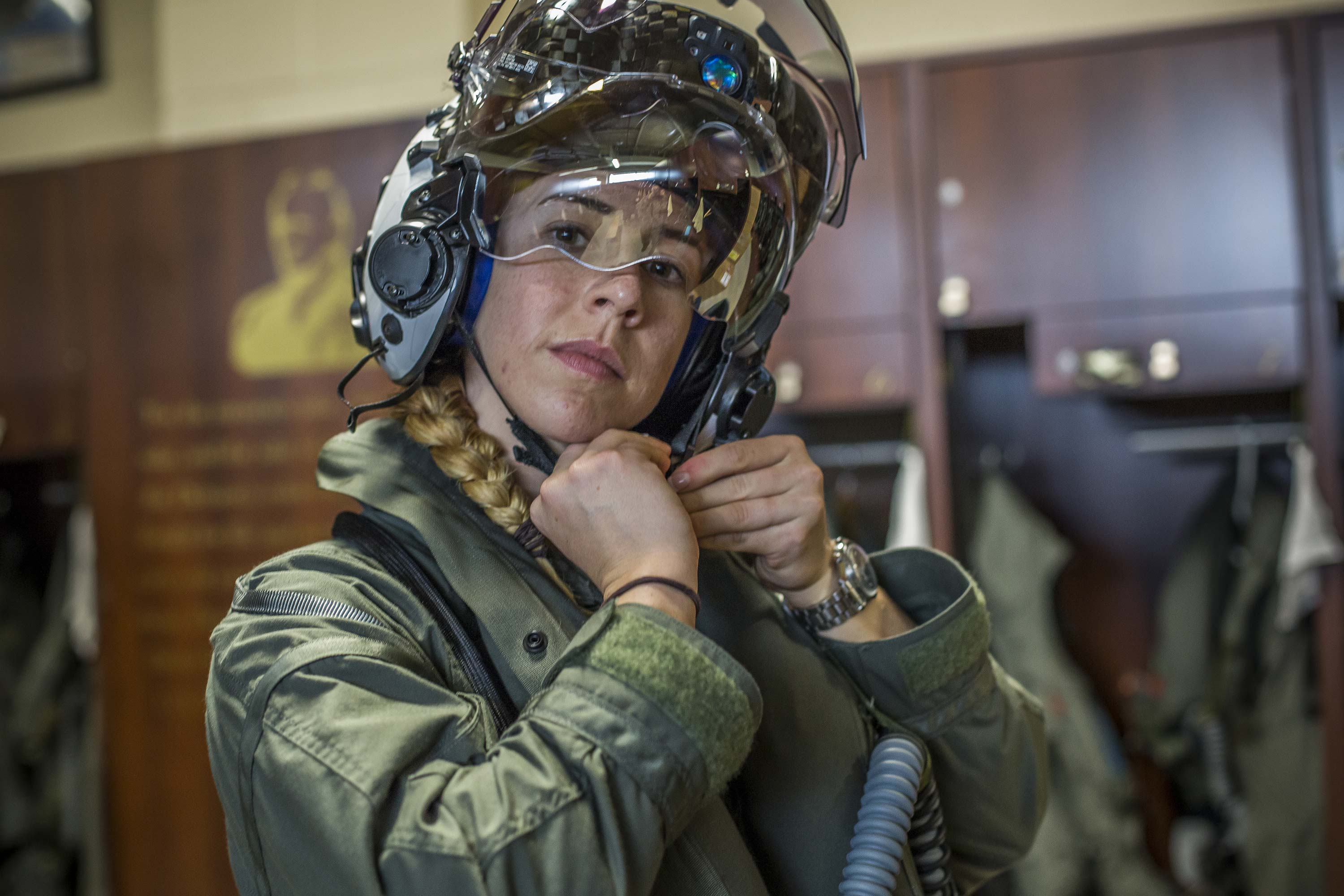 This Is the Marine Corps' 1st Female F-35B Fighter Pilot