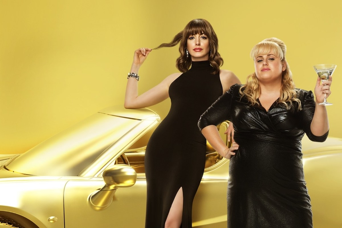Anne Hathaway and Rebel Wilson Do 'The Hustle' | Military com