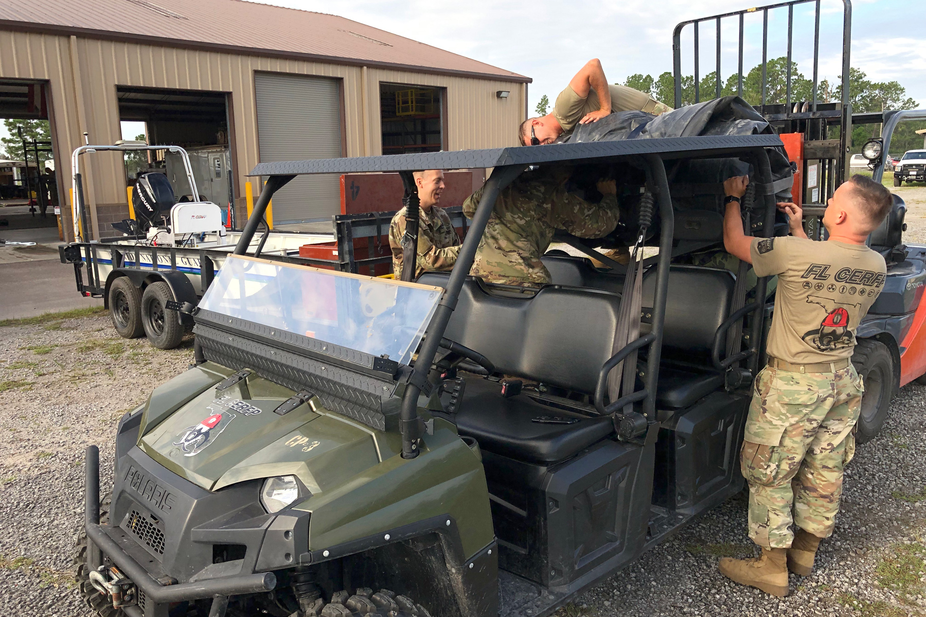 VA Clinics in Southern States Close Ahead Of Hurricane Dorian's Arrival