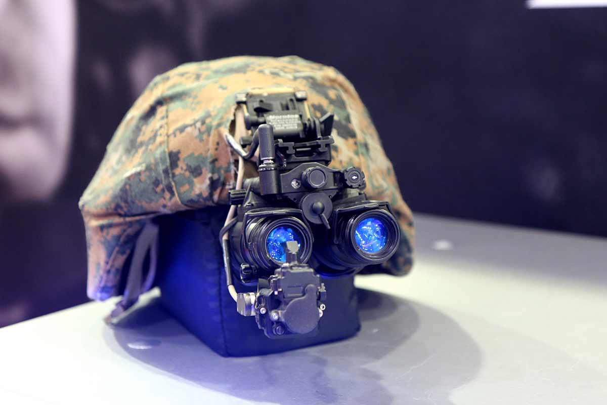 Here's What Marines Can Expect from Their New Night Vision Binoculars