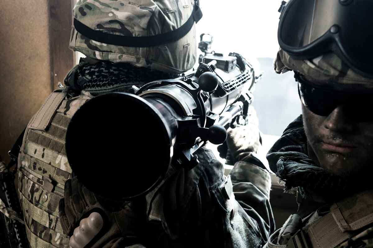 New Long-Range, Guided 84mm Munition for Carl-Gustaf Headed for DoD Tests in Spring