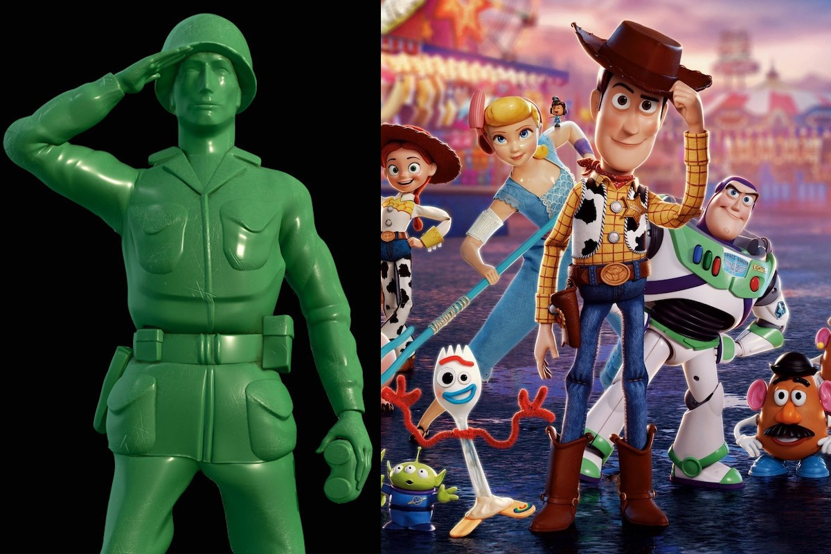Without R. Lee Ermey's Sarge, Things Go Off the Rails in 'Toy Story 4'