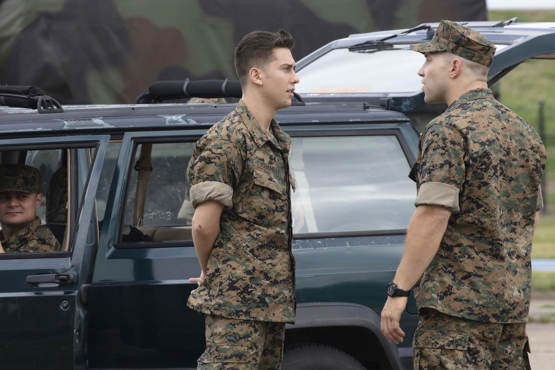 5 Ways Marine Reserve Movie Semper Fi Aims To Honor The Military Military Com