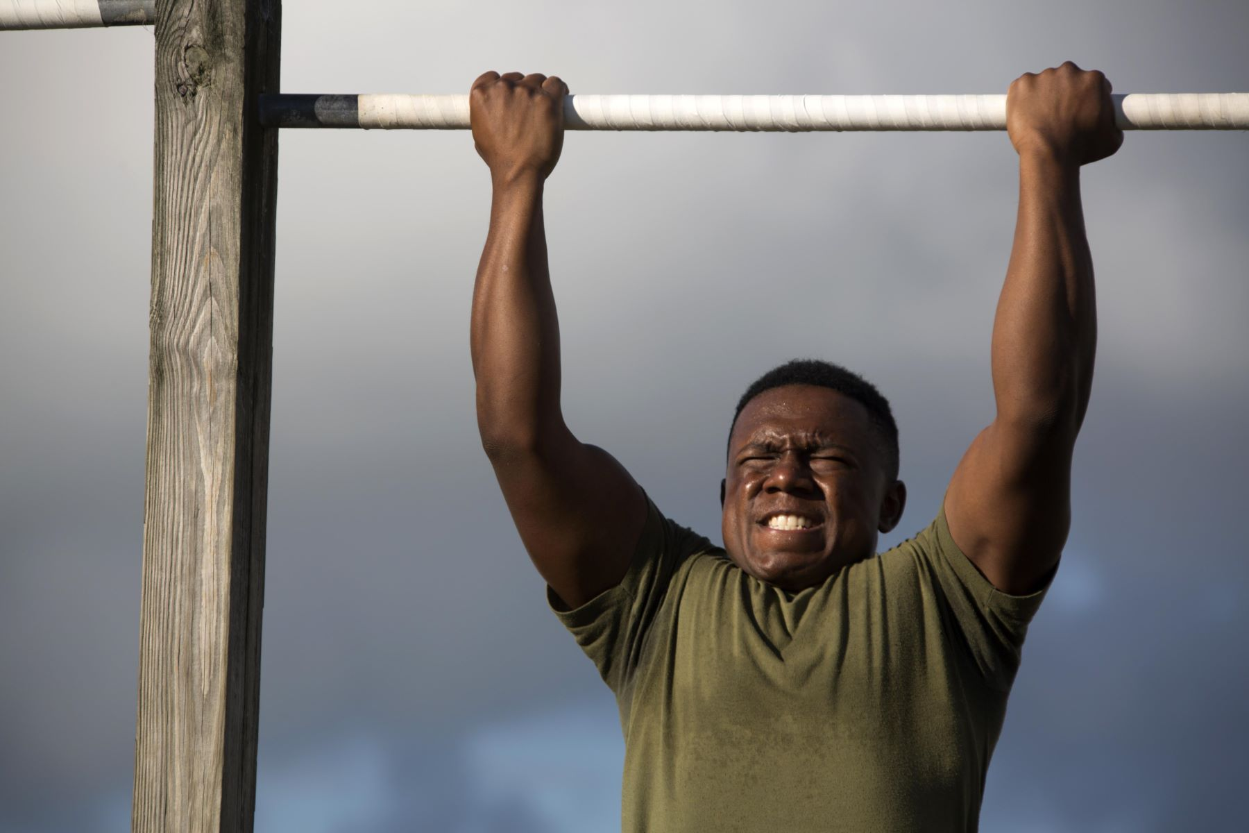 Marines' Obsession with Pull-Ups May Be Hurting the Corps, Study Finds