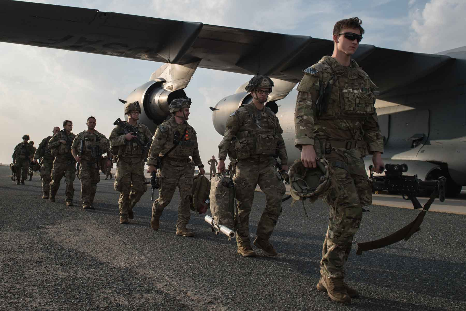 U.S Army • Special Forces • Support WSINT • 12 Dec 2020