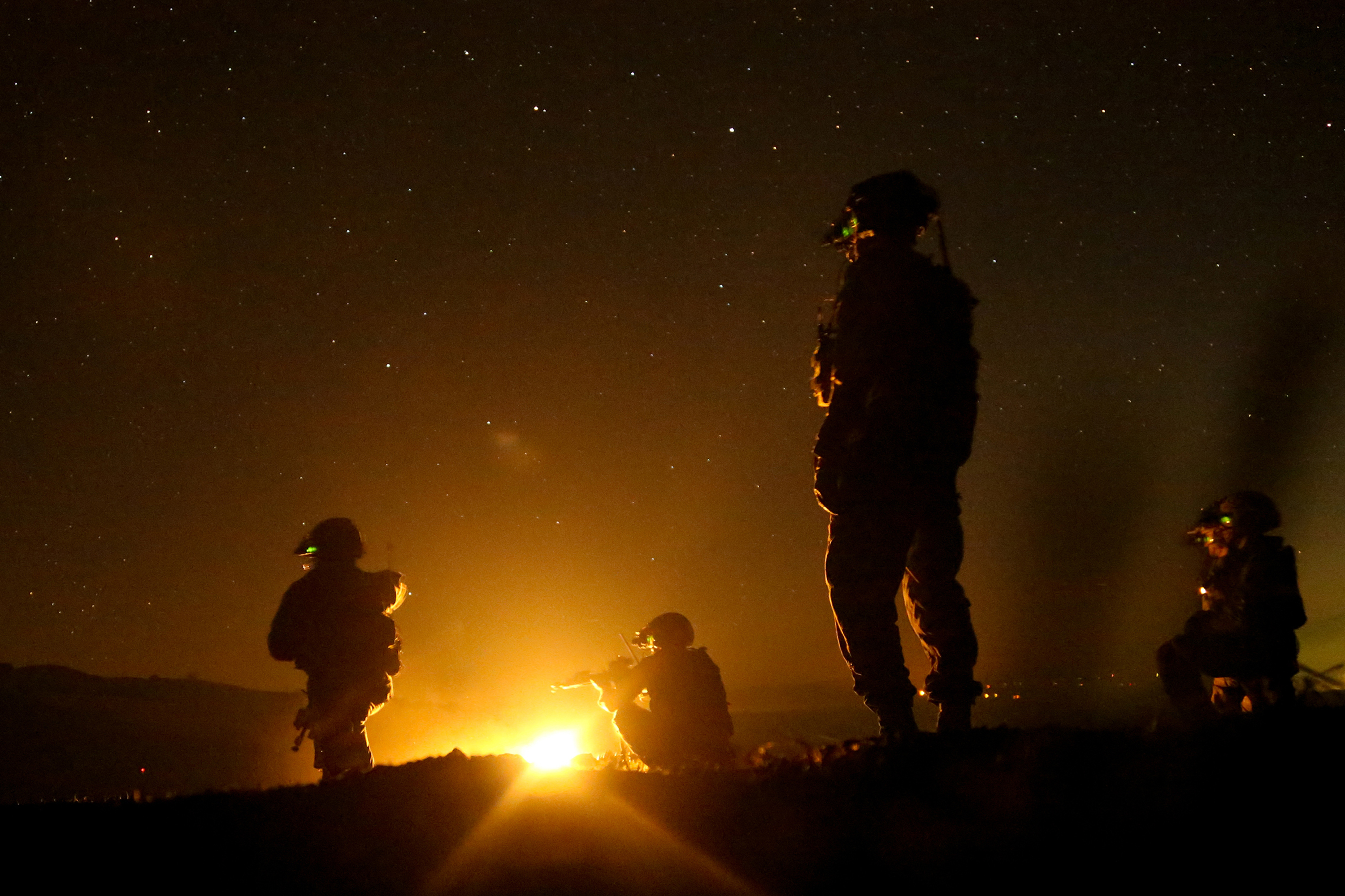 Army Rangers Deploy to Join US Force Buildup in Middle East