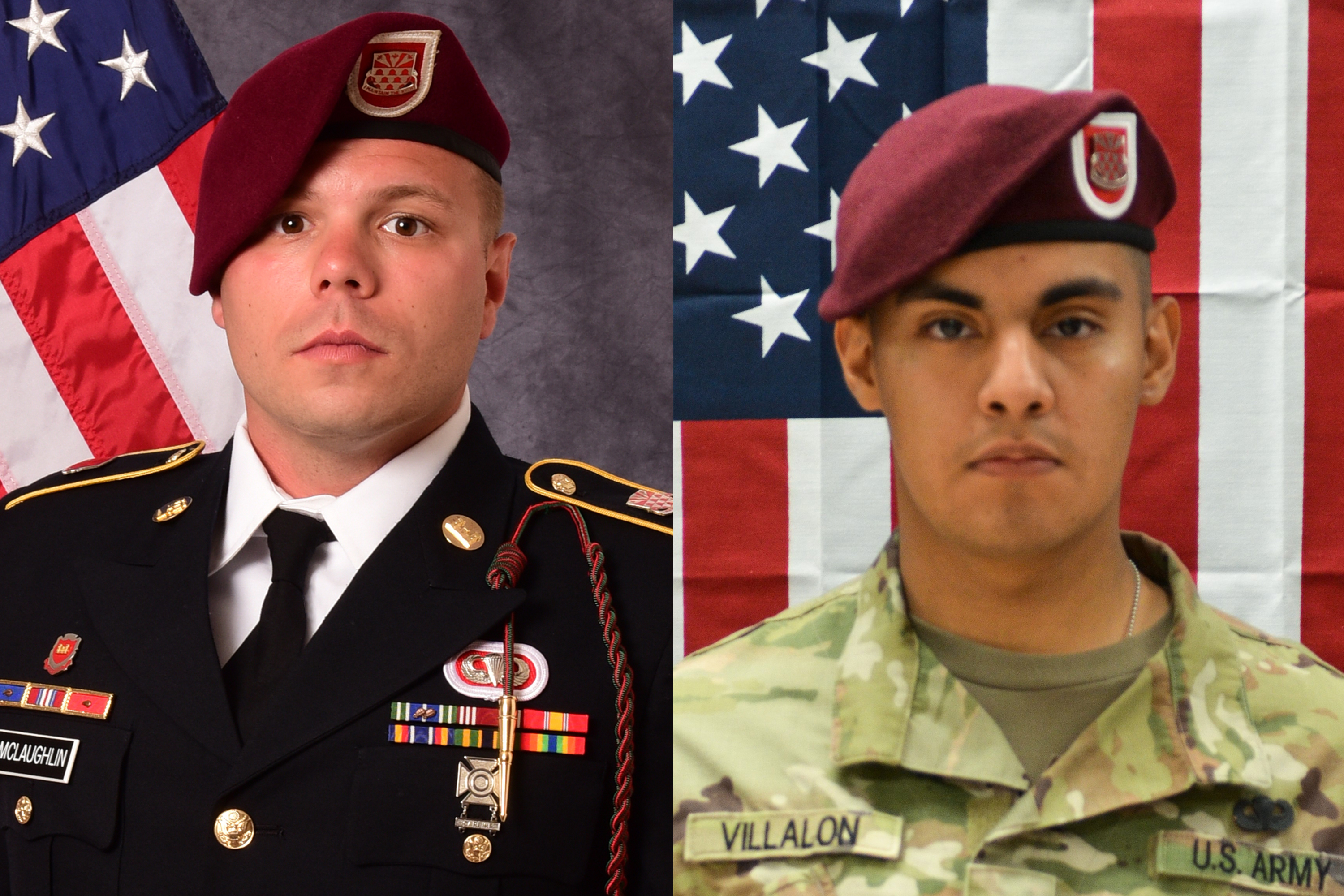 Army IDs Two Paratroopers Killed by Roadside Bomb in Afghanistan