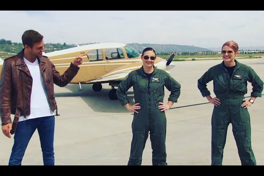 Marine Corps Pilot Katie Cook Helps The Bachelor Find A