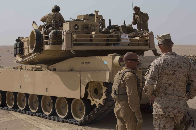 Mens Always A Marine Tank Top Us Marine Corps