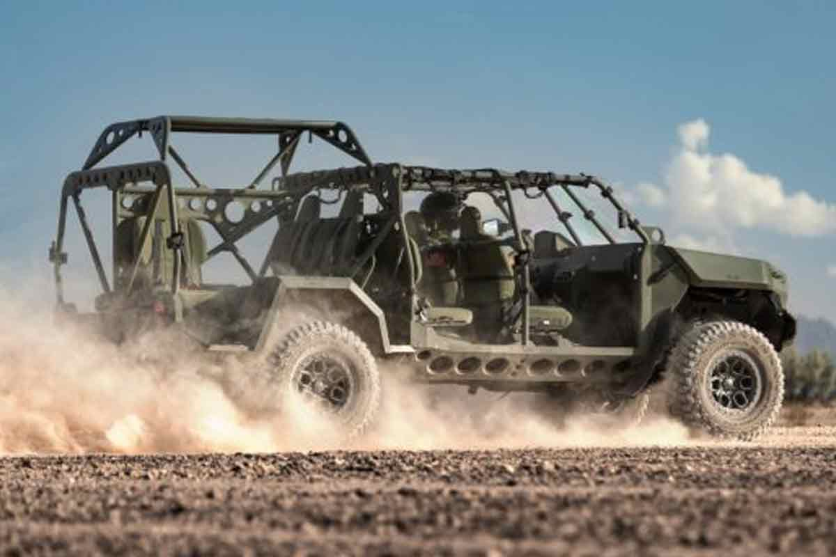 Army Contracts With Gm For New Infantry Vehicle Based On Chevy Colorado Military Com
