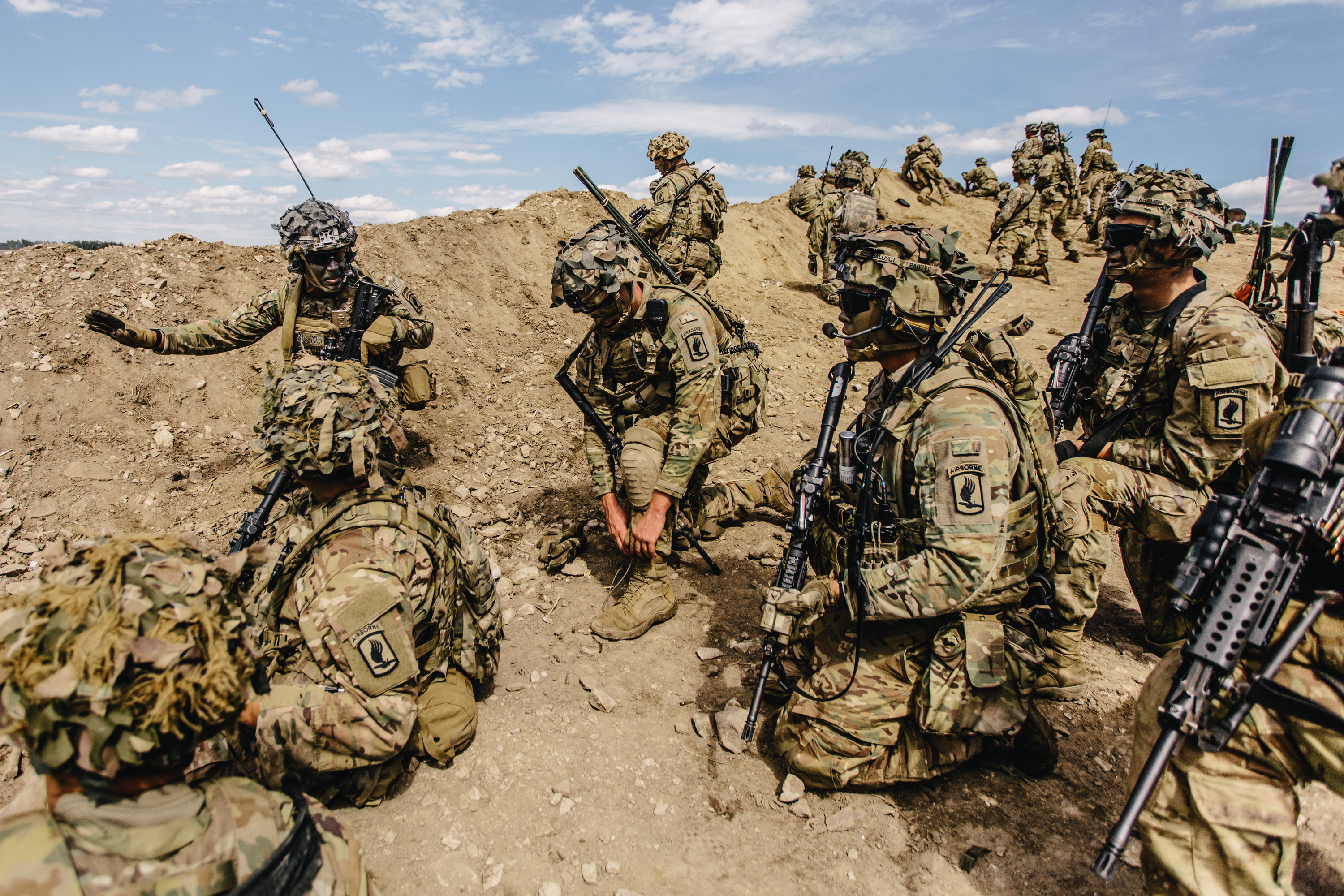 Nearly 12,000 US Troops Will Pull Out of Germany at Cost of Billions, SecDef Says | Military.com