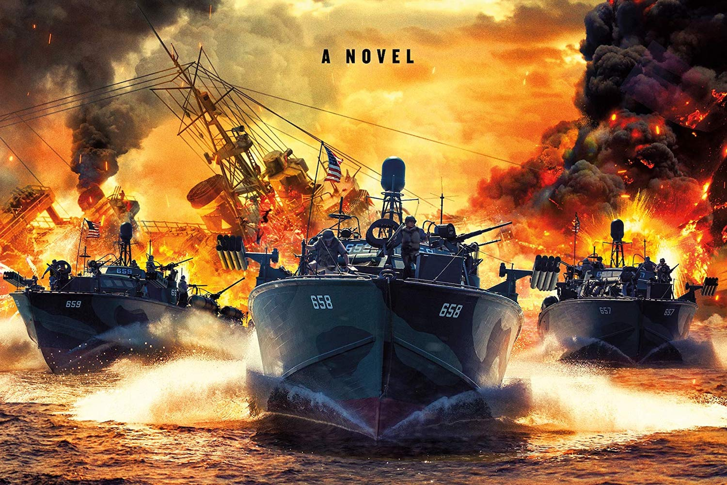 WWII Naval Adventure 'Hooligans' Follows Exploits of PT Boats in Pacific
