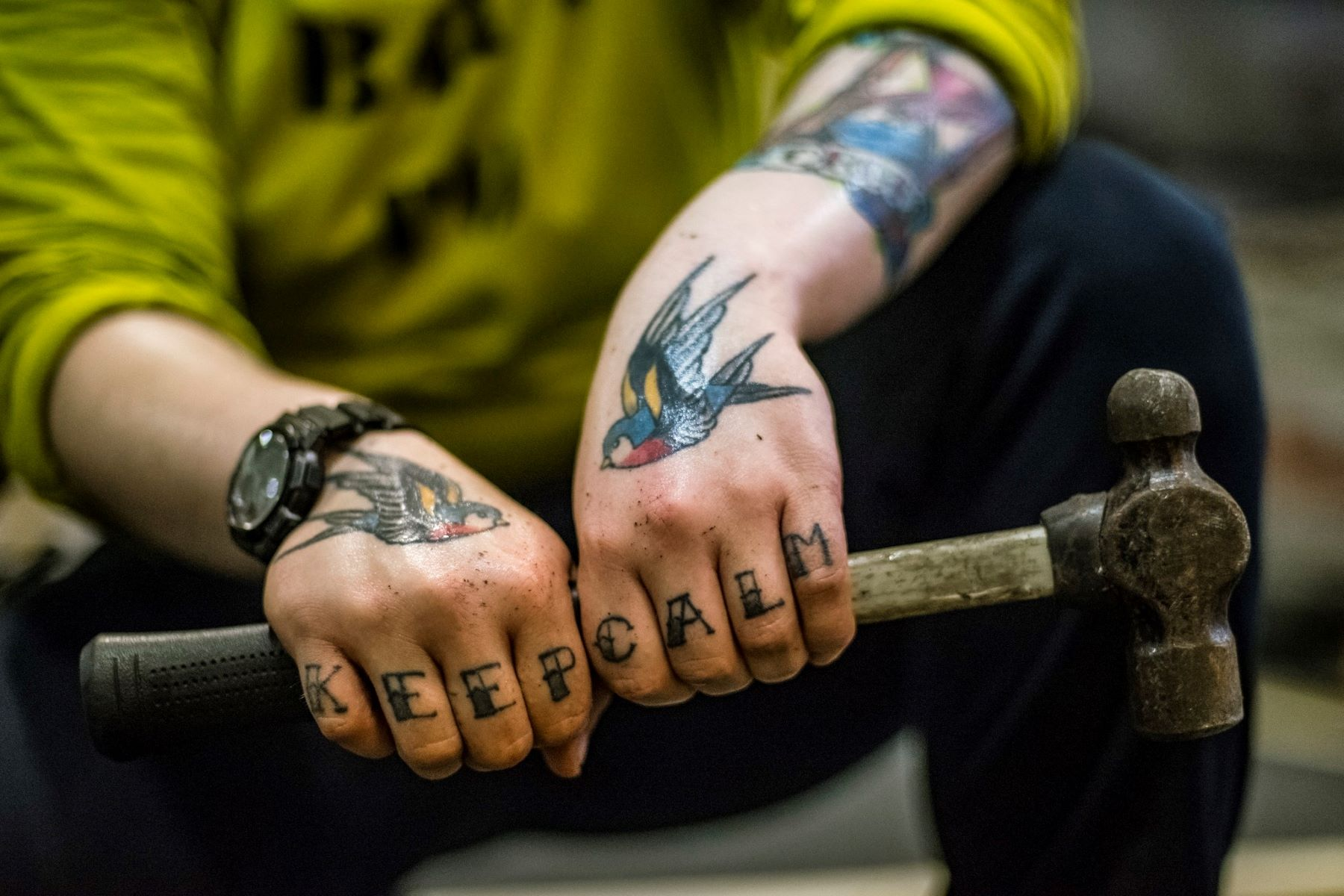 The Navy Is Considering Opening Tattoo Parlors On Its Bases In Hawaii And Guam Military Com