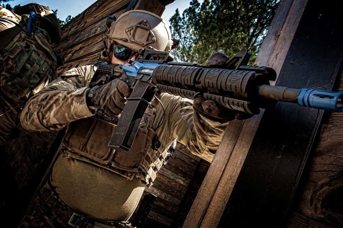 Rangers, Green Berets Showing Interest in New Nonlethal M4 Carbine, Firm Says