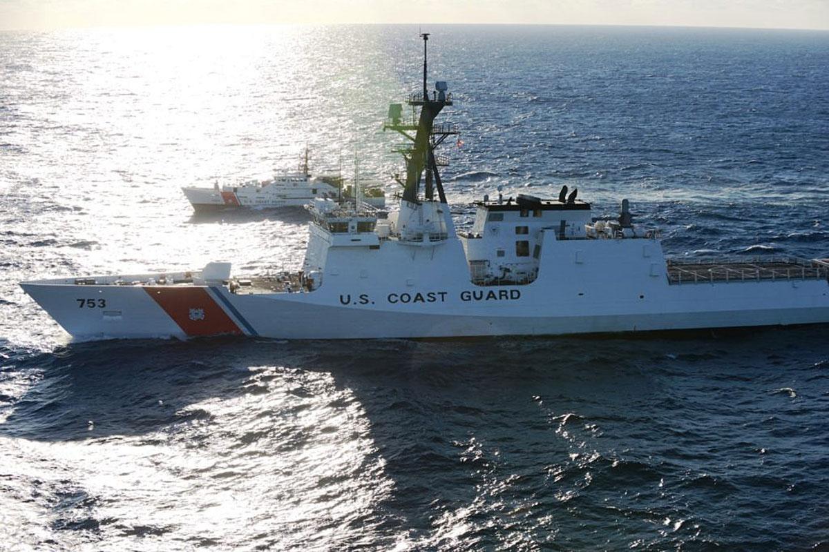 Coast Guard Offloads 7 Tons of Seized Cocaine at Port Everglades