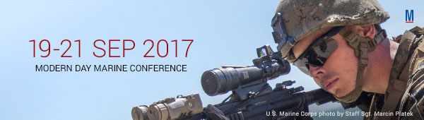 Modern Day Marine Conference 19-21 Sep 2017