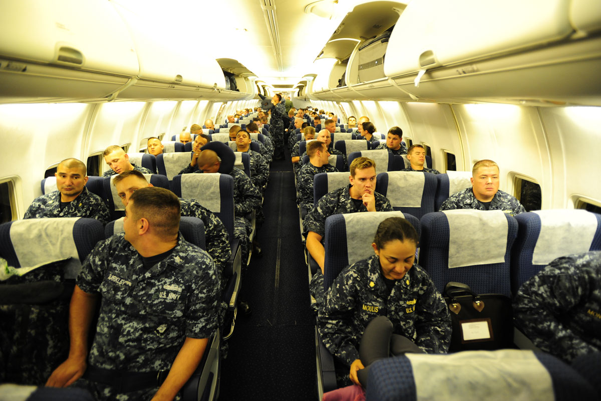 C 40 Clipper Military Com